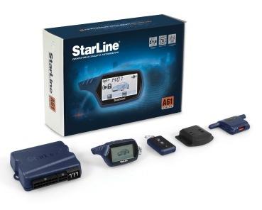 Starline a61 схема подключения фото 887