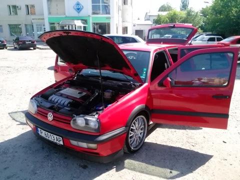 Volkswagen golf vr6 вредена › бортжурнал