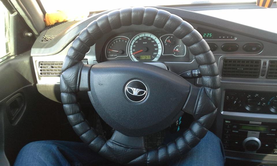 Оплетка своими руками на руль