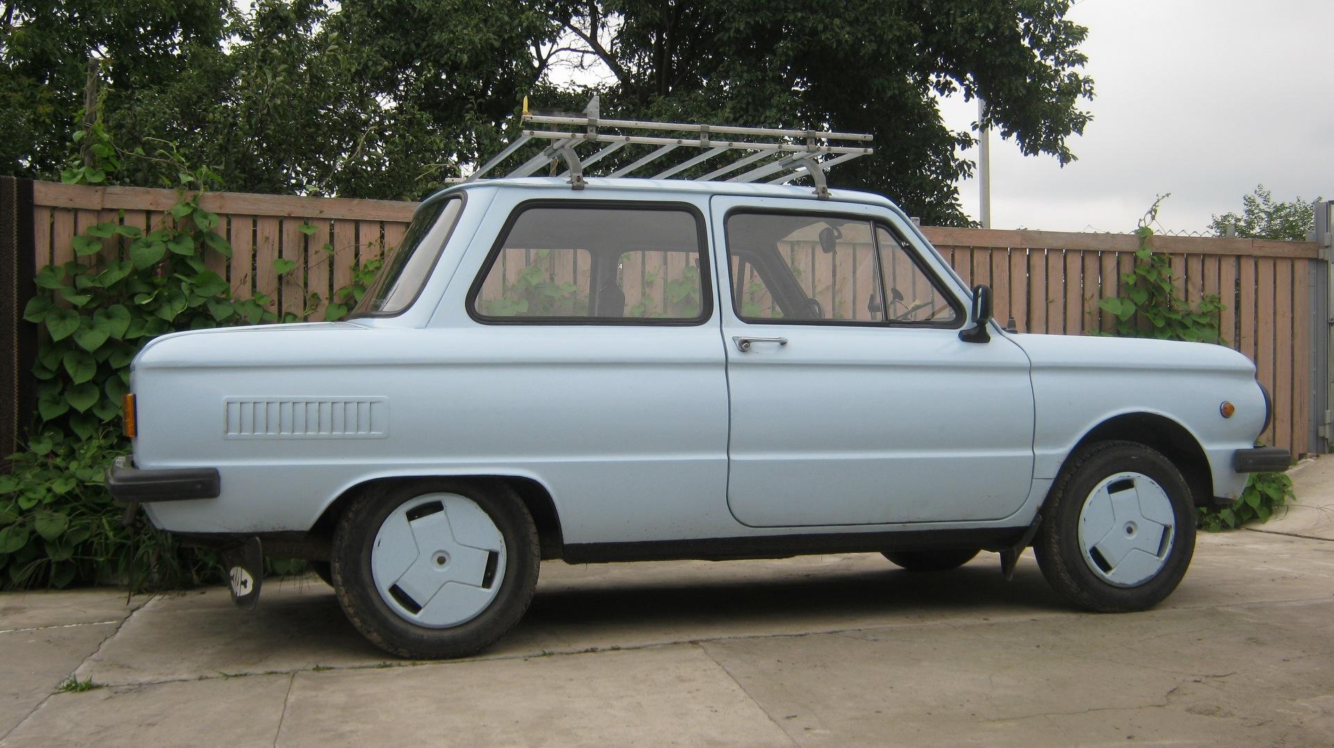 проходимость автомобиля заз 968 м: