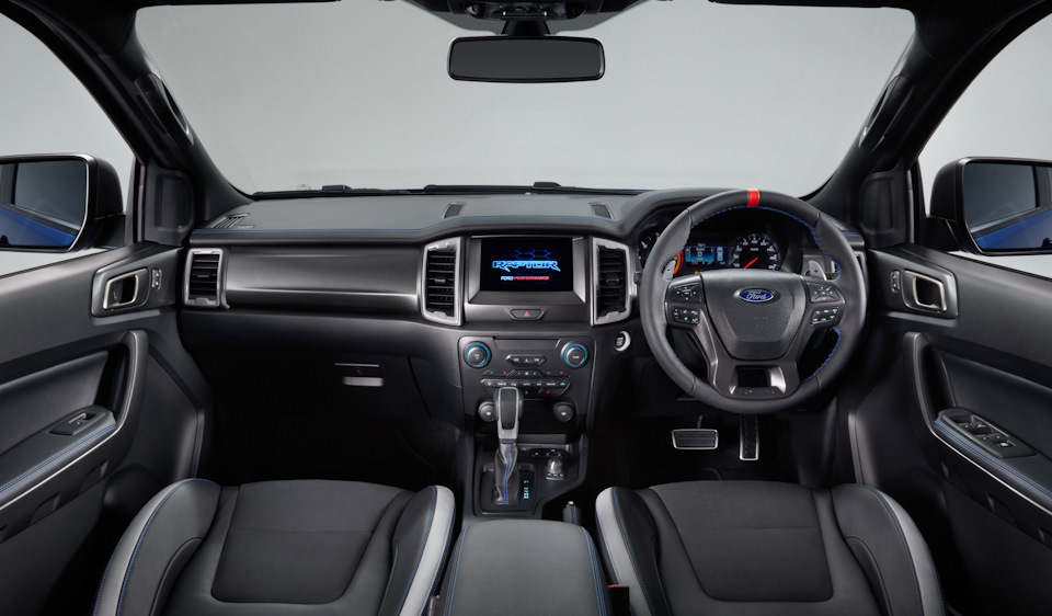 Форд раптор 2019
