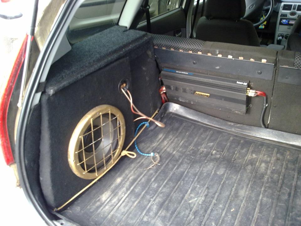 Схема корректора фар для форд