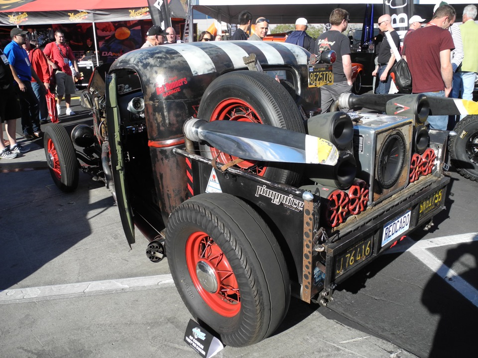 More cars from SEMA — DRIVE2