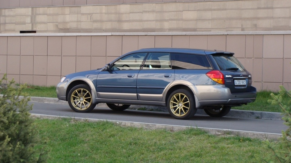 Subaru Outback XT TURBO