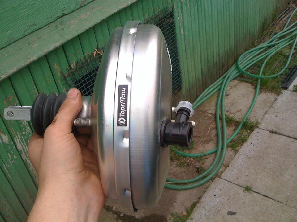 Фото №18 - шипит вакуумный усилитель тормозов ВАЗ 2110