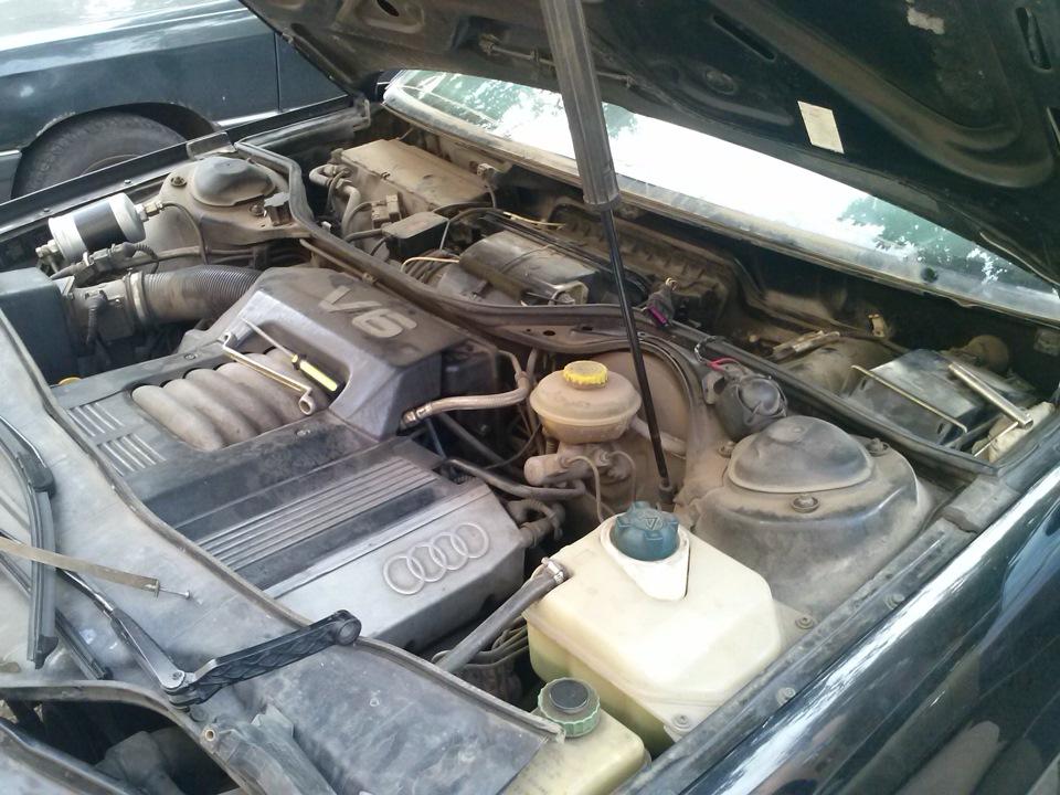 Замена радиатора печки на Audi 100 C4 с климат-контролем - бортжурнал Audi 100 1993 года на DRIVE2