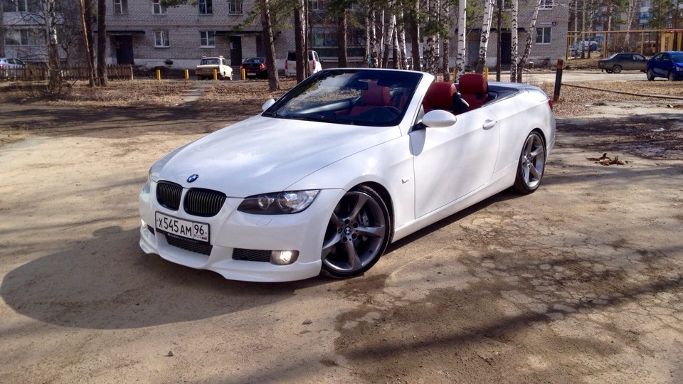 Bmw 3 Series Convertible 335i Cabrio Low хам Drive2