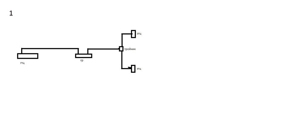 подключение гидроручника