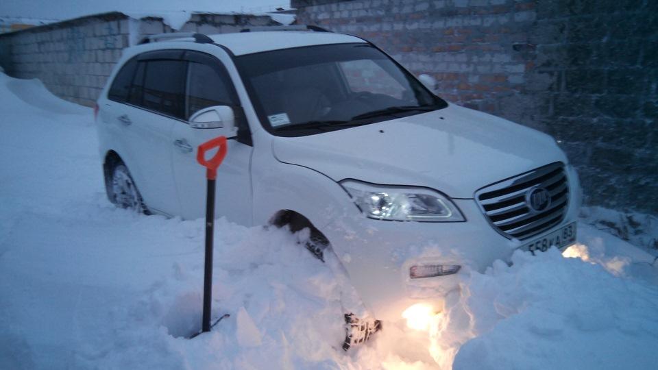 Отзыв о Lifan X60 2013 года выпуска — для российских дорог и российских морозов.