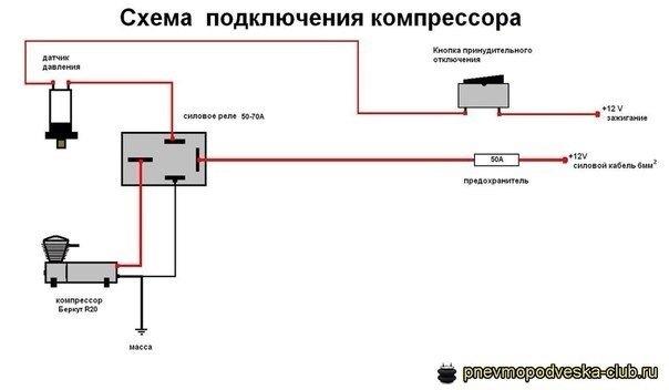 Фото и схемы подключения