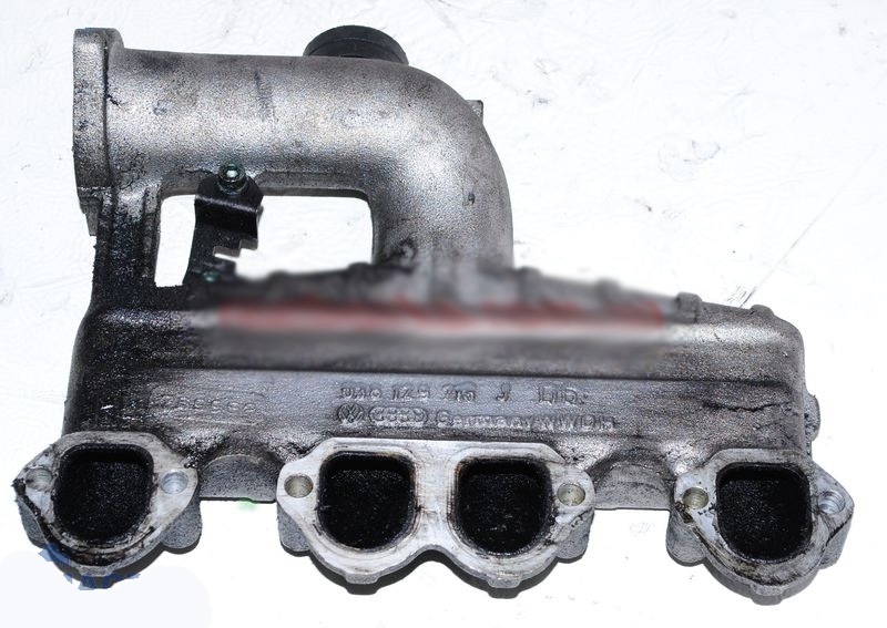 чистка клапана egr фольксваген бора 1,9 tdi