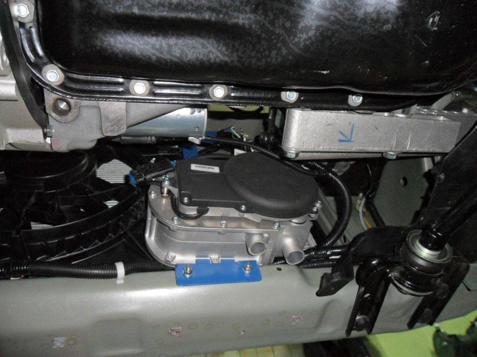 Подогрев двигателя альянс универсальный - 505