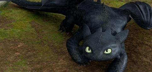 беззубик фото как приручить дракона