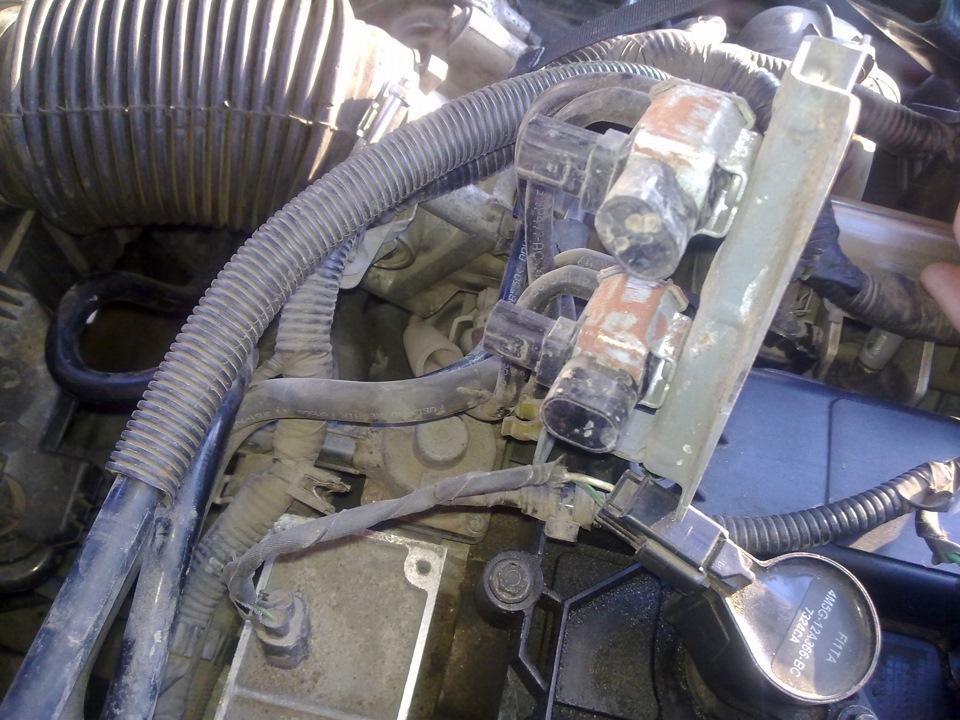 клапан egr ошибка ford s max моторчик