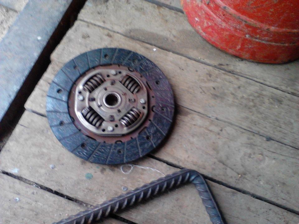 старый диск