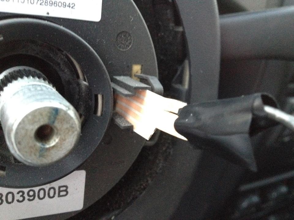 e7549ees 960 - Схема подушек безопасности приора