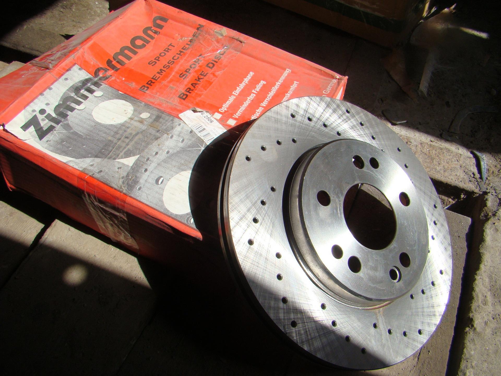 замена тормозных дисков тойота ленд крузер 200