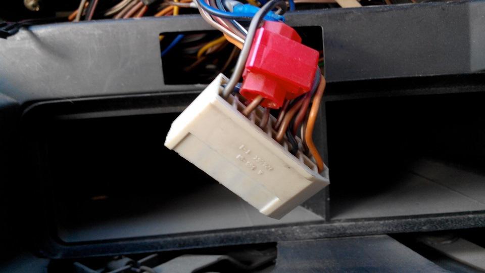 Ваз 2114 установка сигнализации