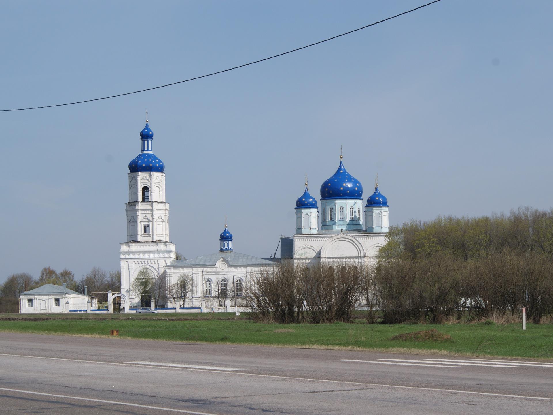 Ближе к границе с Тамбовской обл ...: https://www.drive2.ru/l/4062246863888361708