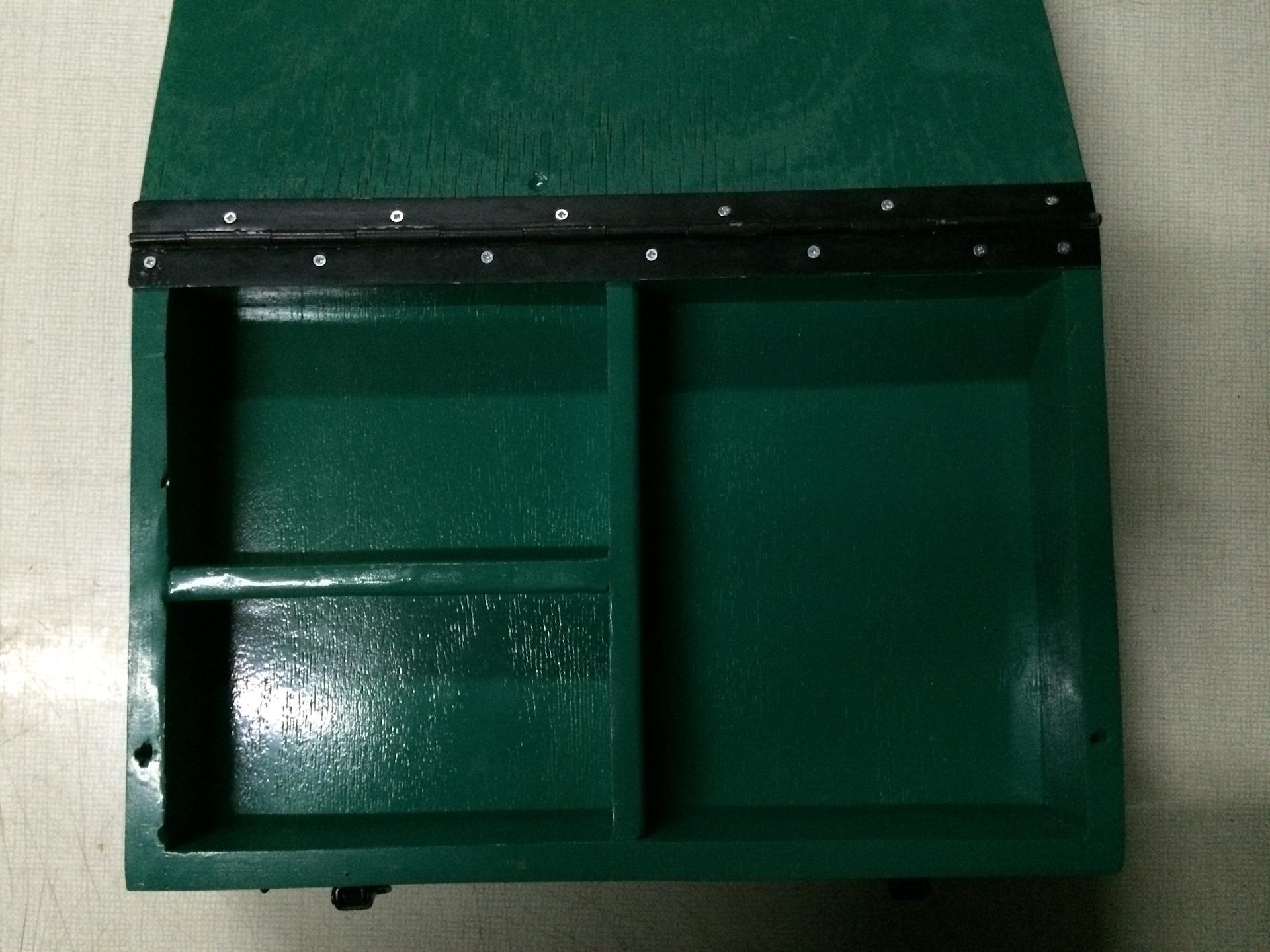 Ящик для красок своими руками