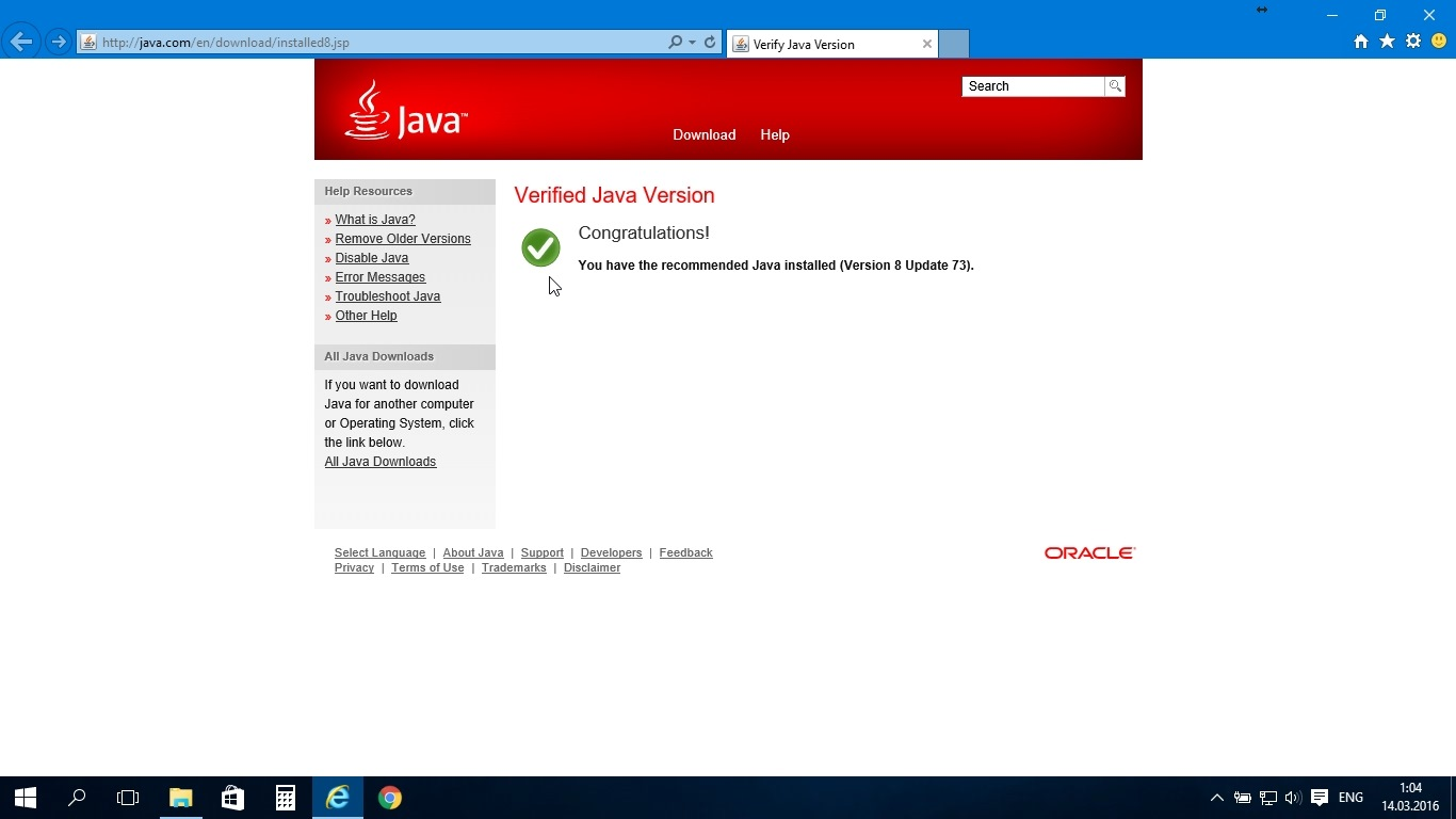 java support Extension for visual studio - basic support for the java programming language.