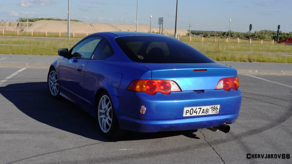 Honda Integra 2.0 Type R.