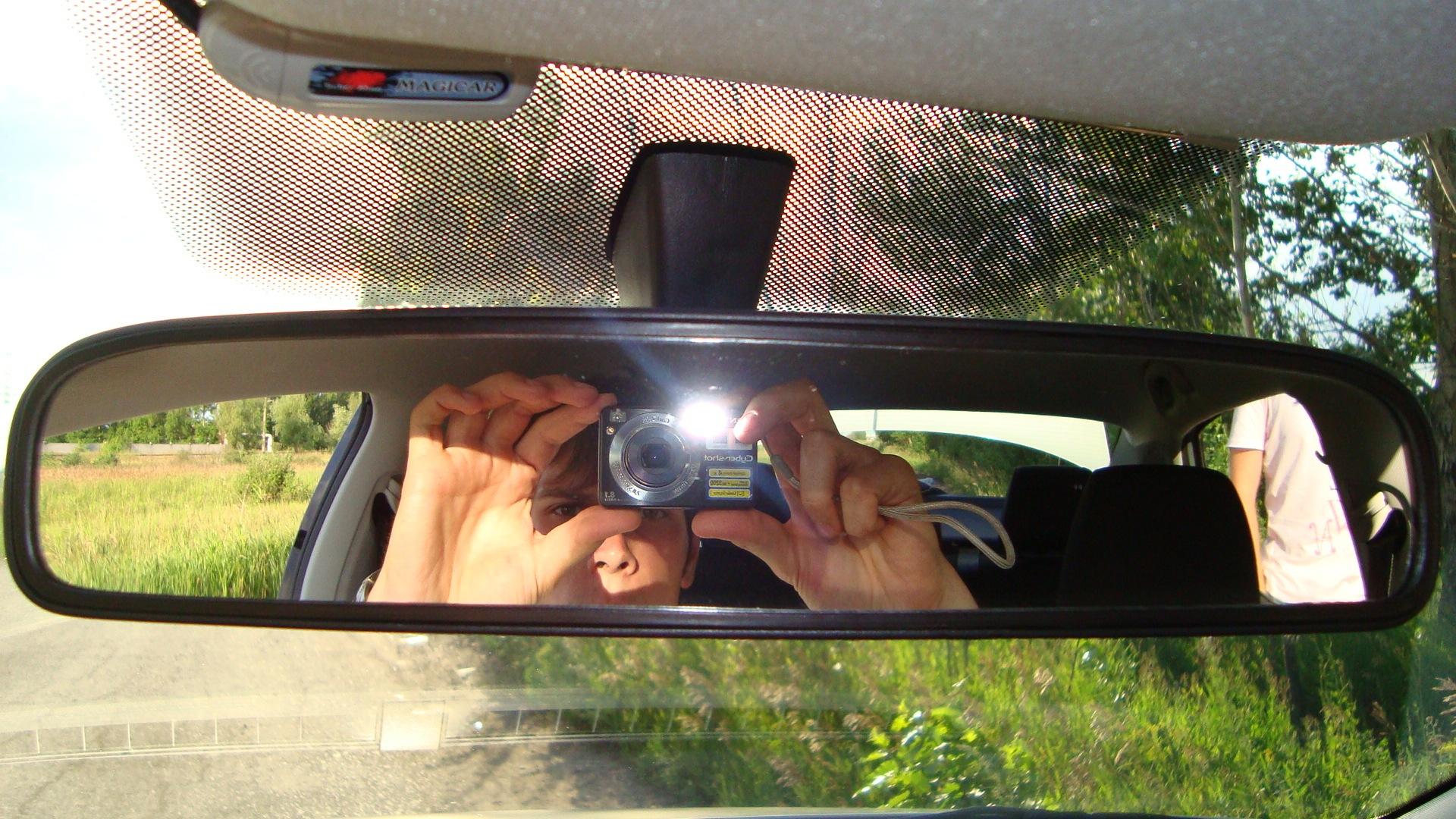 внутрисалонное зеркало заднего вида фольксваген поло седан