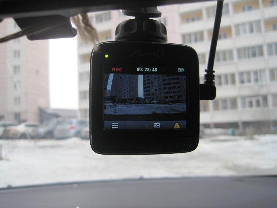 Видеорегистратор Mio MiVue 508 - фото 7