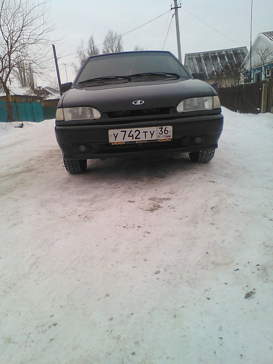 Фото №4 - замена термостата ВАЗ 2114 на ВАЗ 2110