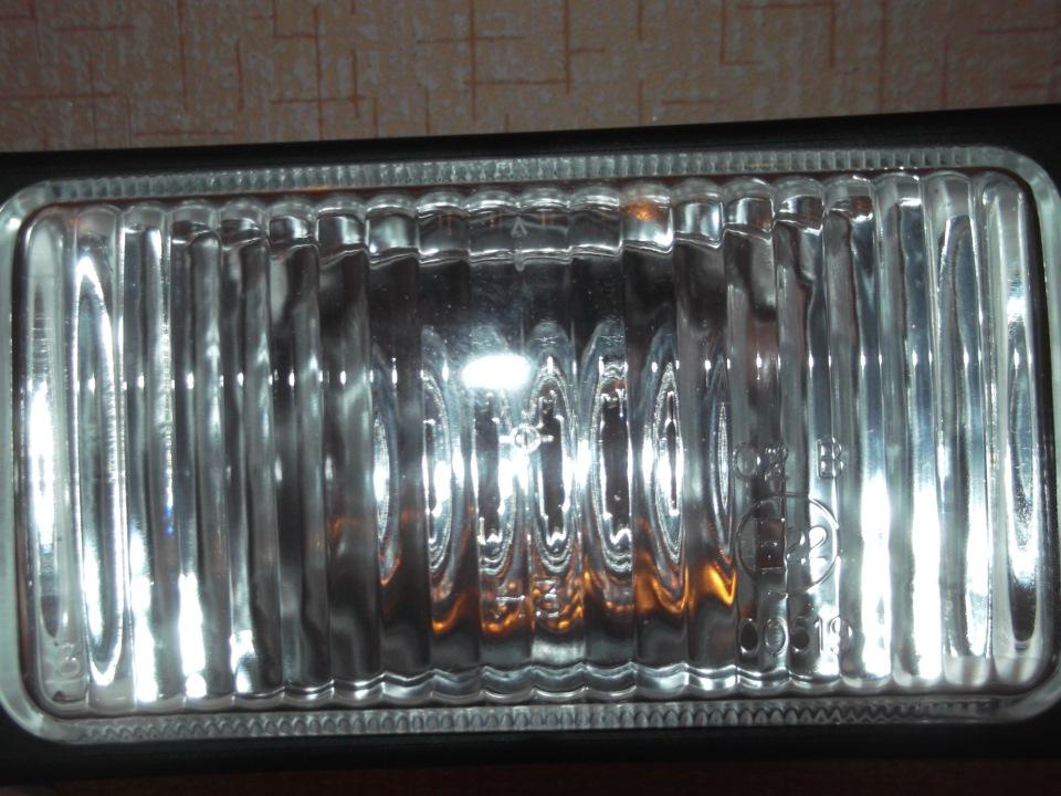 Противотуманки на ваз 2112