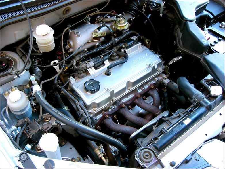 Ремонт двигателя 4g64 своими руками