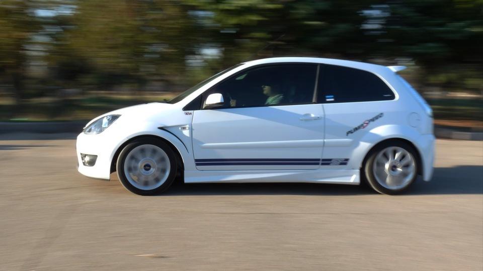 Форд фиеста тюнинг фото