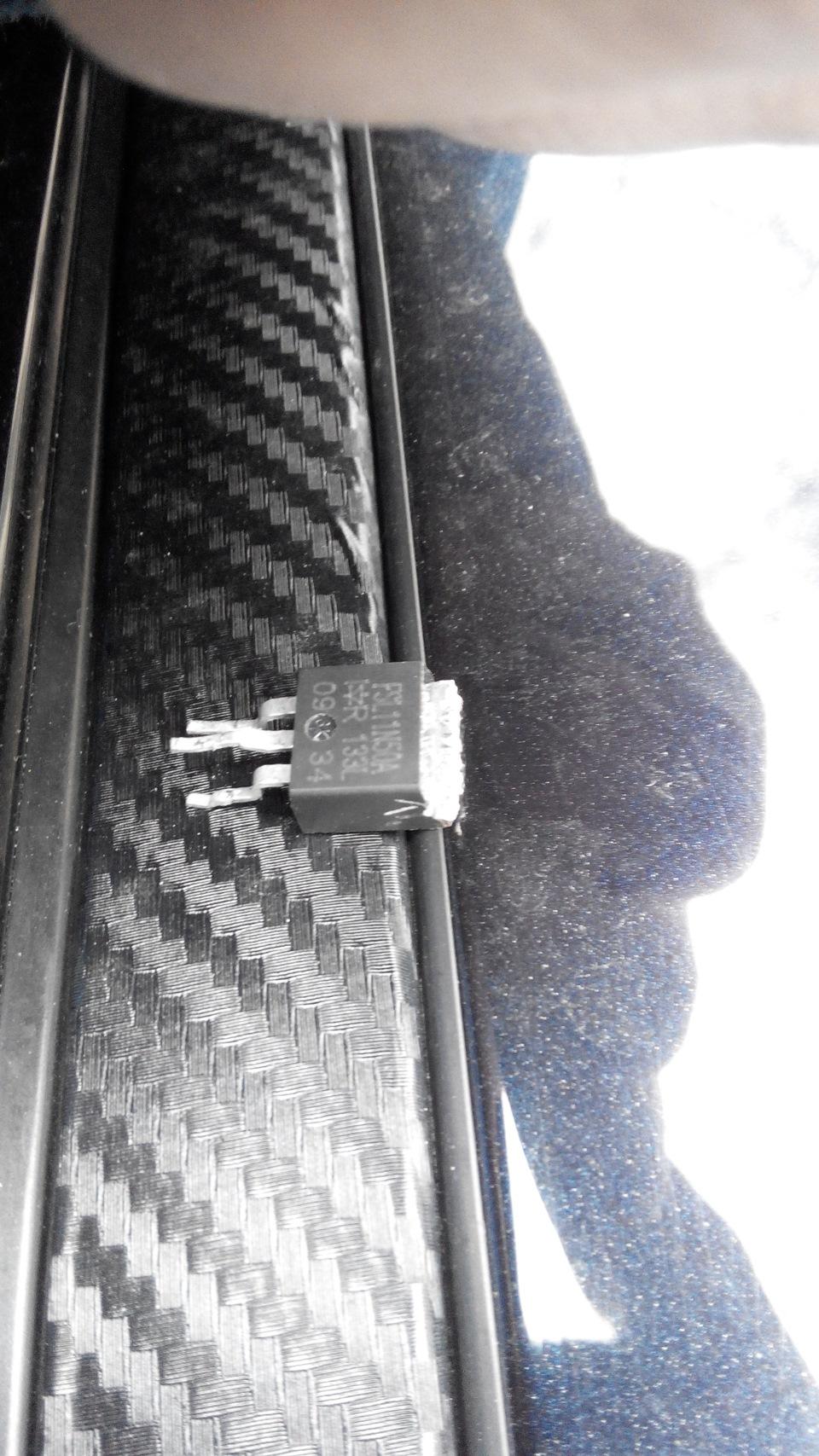 электрическая схема блок розжига ксенона