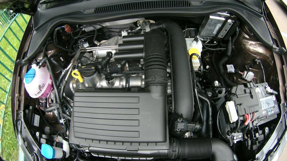 мотор 1.4 фольксваген поло