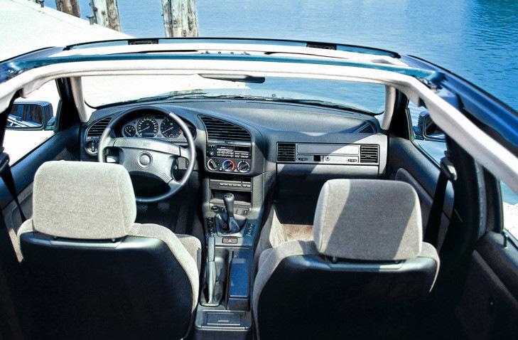 Bmw E36 Baur Tc4 седан или кабриолет Drive2