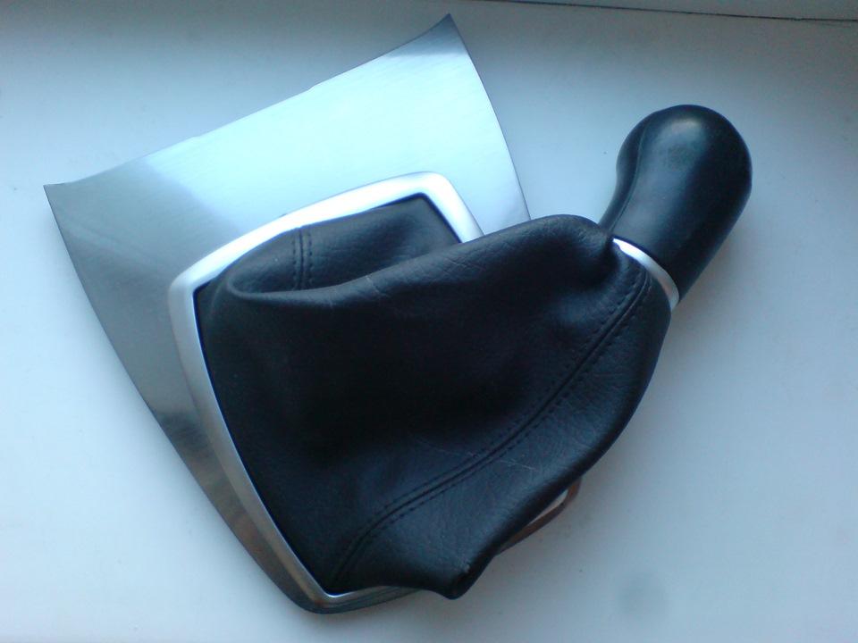 Чехол на кпп форд фокус 2