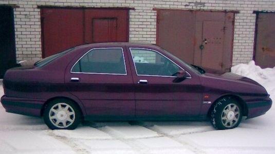 Отзывы о Lancia Kappa, достоинства и недостатки