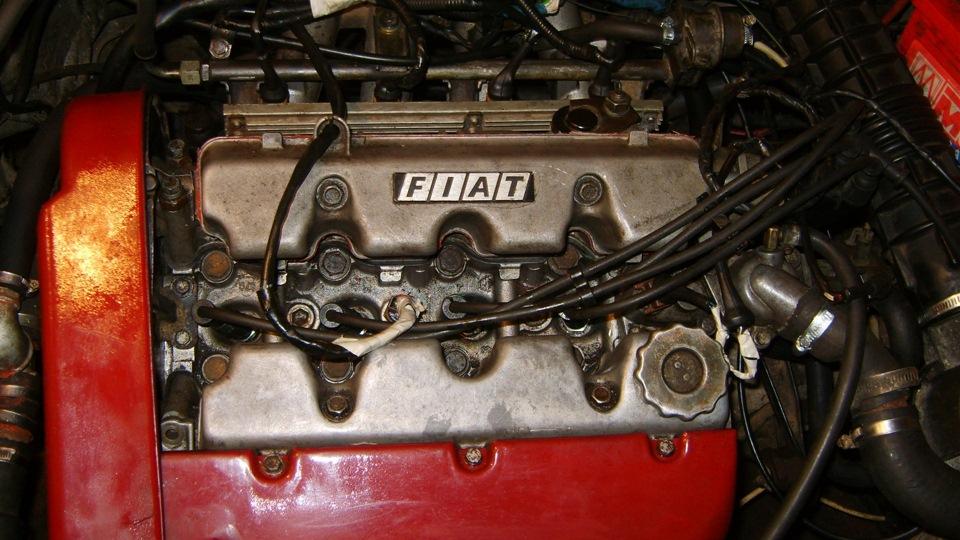 двигатель на фиат крома