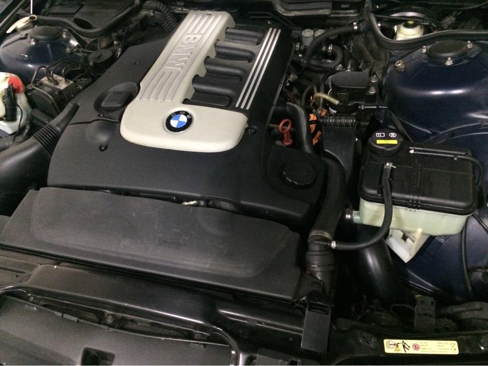 сколько антифриза в системе BMW e46