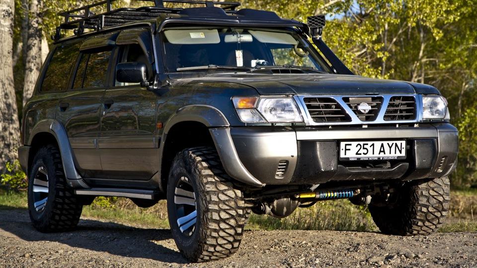 Nissan Patrol Gr 3 0 Drive2