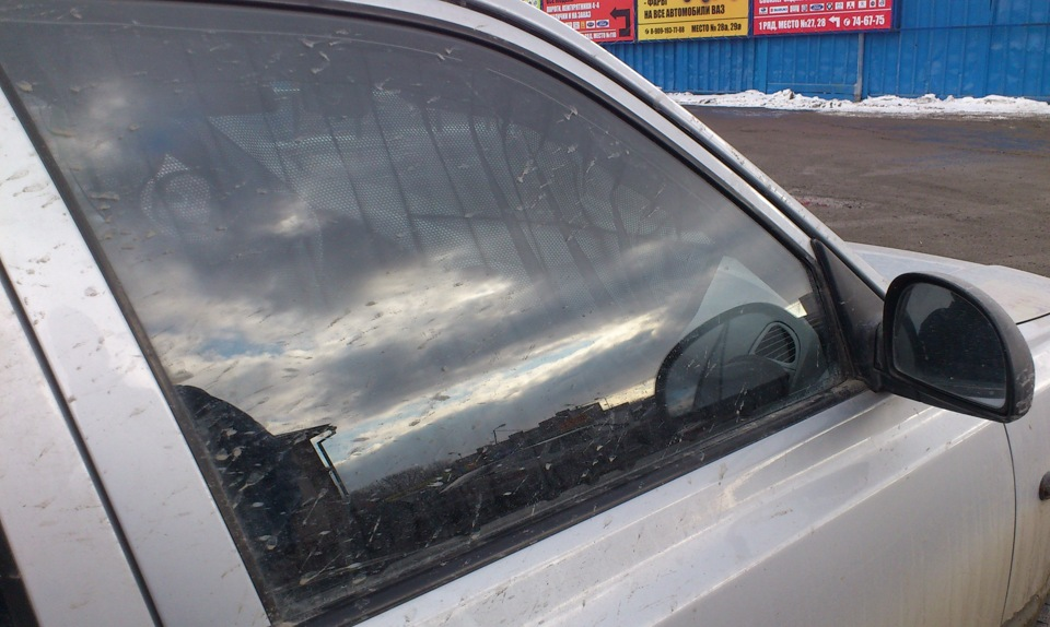 Шторки на передние стекла фото