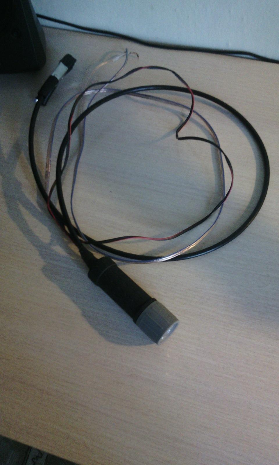 светодиодный стробоскоп на кт315 схема