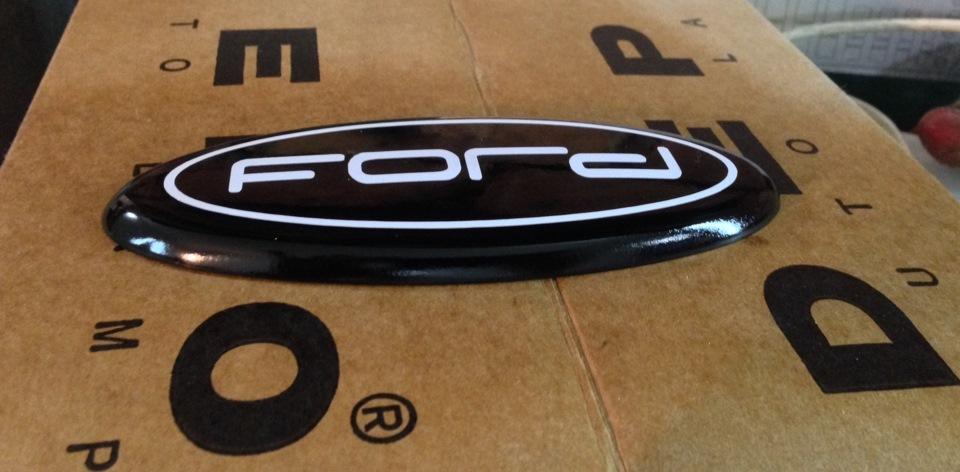 Размер эмблемы на форд мондео