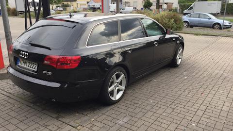 Audi A6 Avant (C6). Owners' reviews with photos — DRIVE2 C Audi A Black on audi matte blue vinyl, audi s4, stanced audi s6 c6, audi a2, 2006 a6 c6, audi stretch and poke,