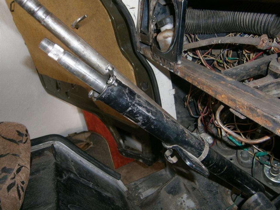 Ремонт рулевой колонки соболь своими руками фото 431