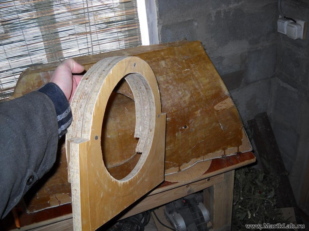 Как изготовить сабвуфер стелс своими руками