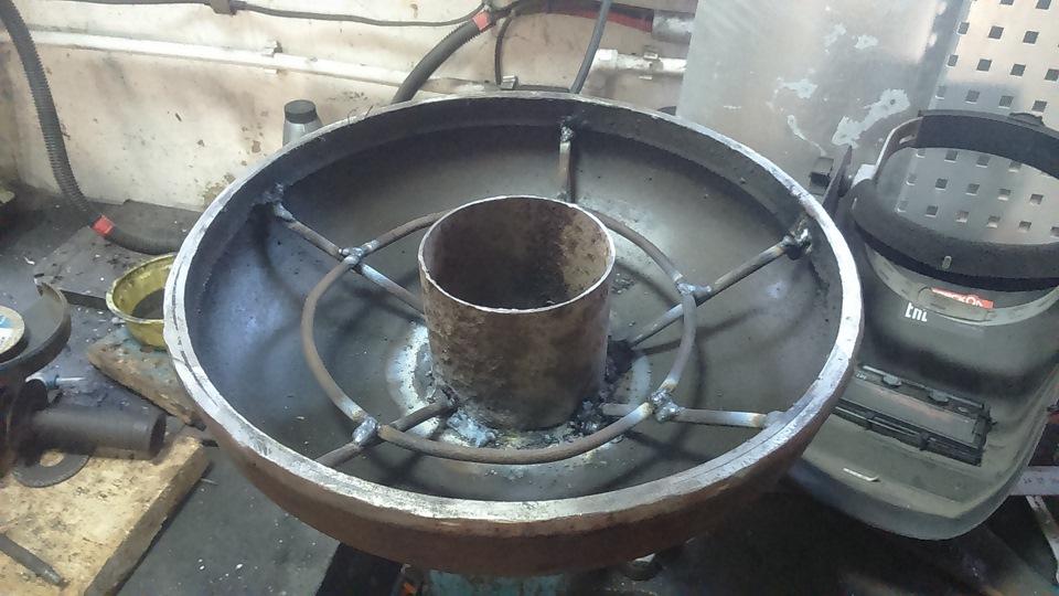 Как сделать печь для плавления стекла - Urbiznes.ru