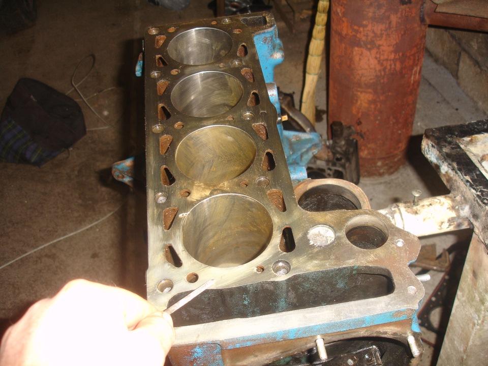 Своими руками капитальный ремонт двигателя ваз 2107