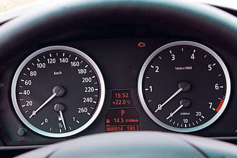 BMW e39 датчик температуры охлаждающей жидкости