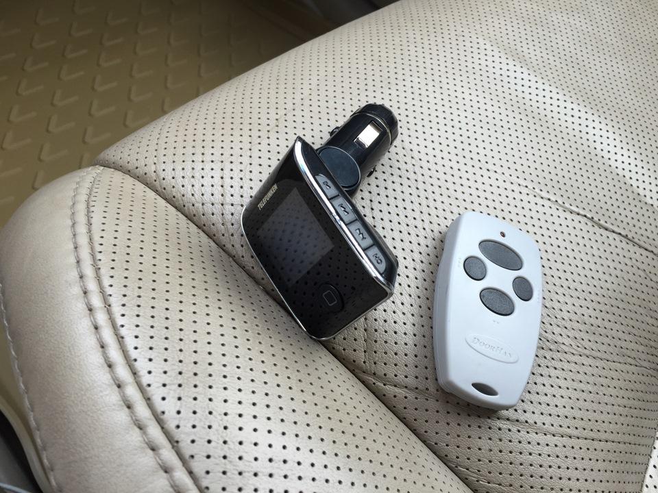 Автомобильный FM-модулятор Telefunken TF-FMT19BT - фото 11